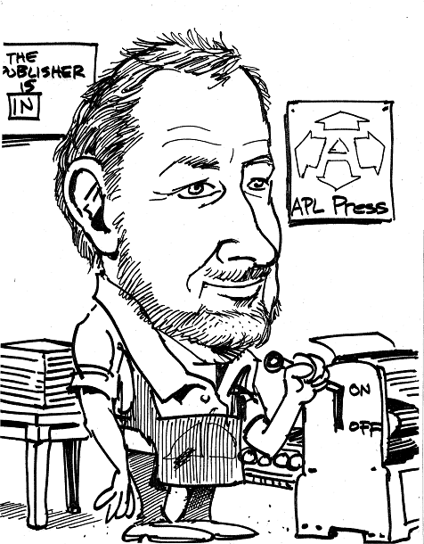 cartoon of Eugene