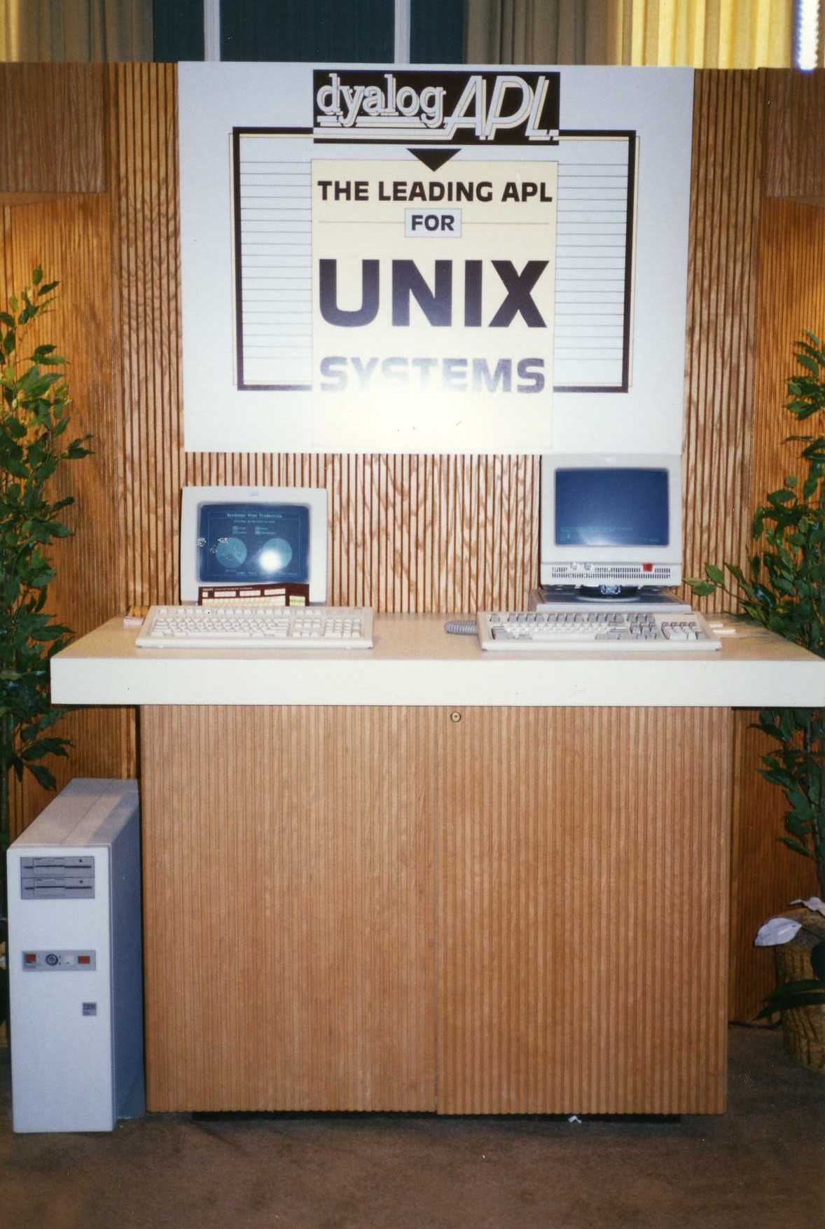 The leading APL for Unix systems