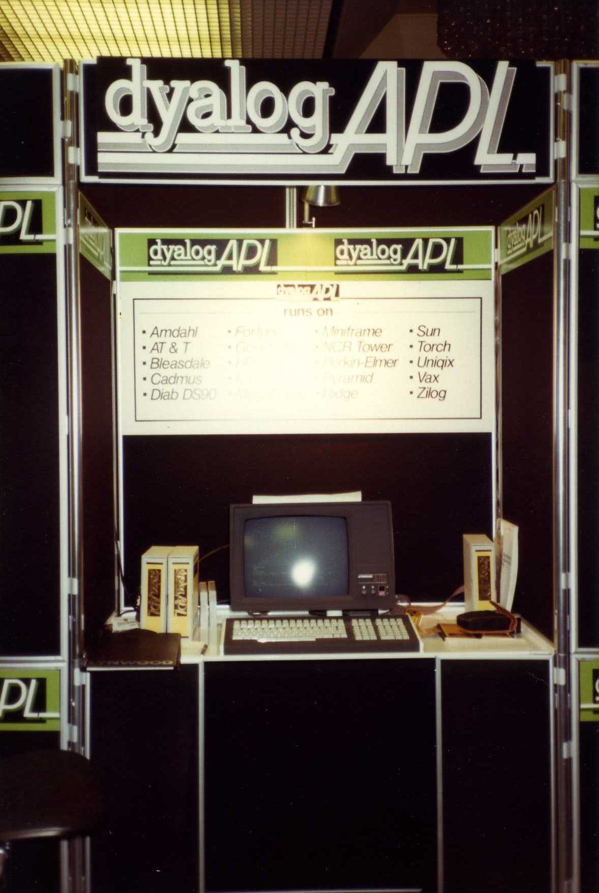 Loughborough 1983: Twenty flavours of Unix