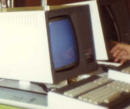 An early personal computer